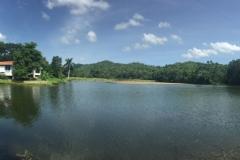 San Juan lake in Las Terrazas