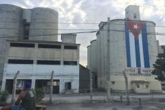Factory in Mariel town