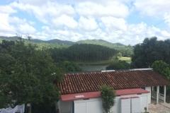 Pnoramic view in Las Terrazas